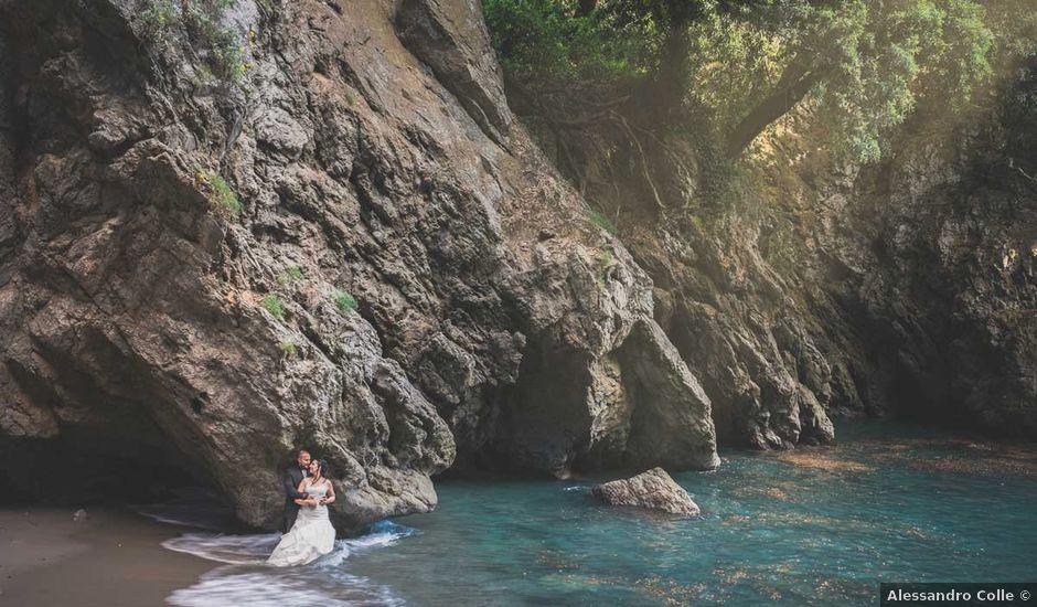 Il matrimonio di Stefano e Nancy a Portovenere, La Spezia
