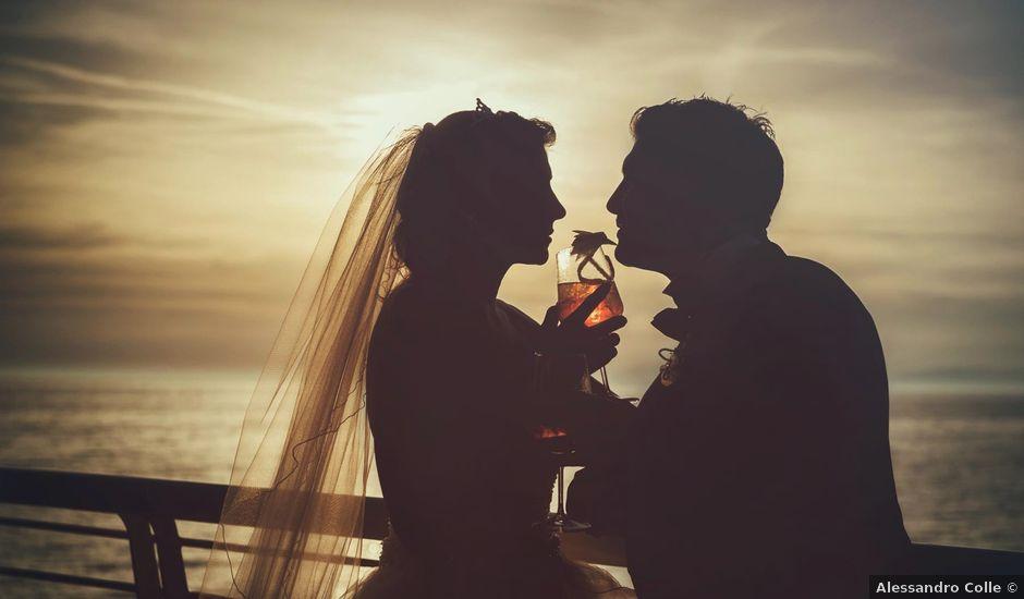 Il matrimonio di Manuel e Veronica a Carrara, Massa Carrara