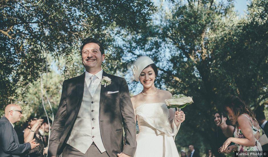 Il matrimonio di Gianfranco e Alessandra a Lamezia Terme, Catanzaro