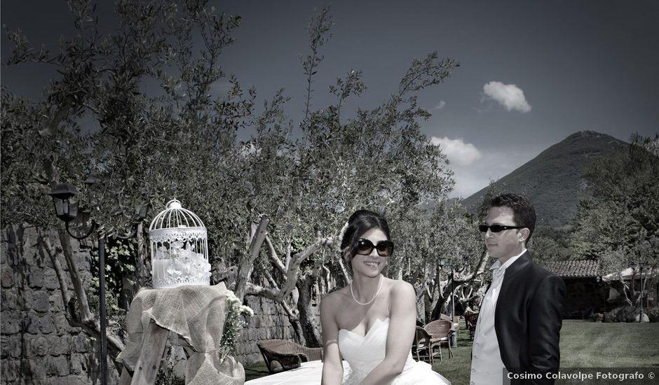 Il matrimonio di Stefano e Claudia a Montesarchio, Benevento