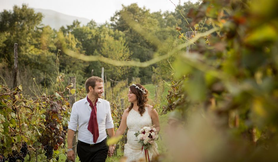 Il matrimonio di Luca e Caterina a Valmozzola, Parma