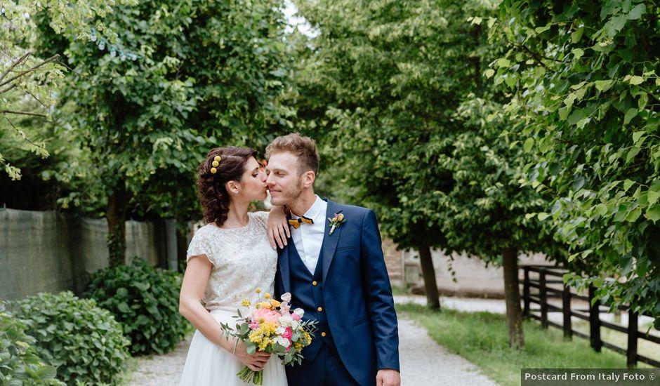 Il matrimonio di Paolo e Martina a Besate, Milano