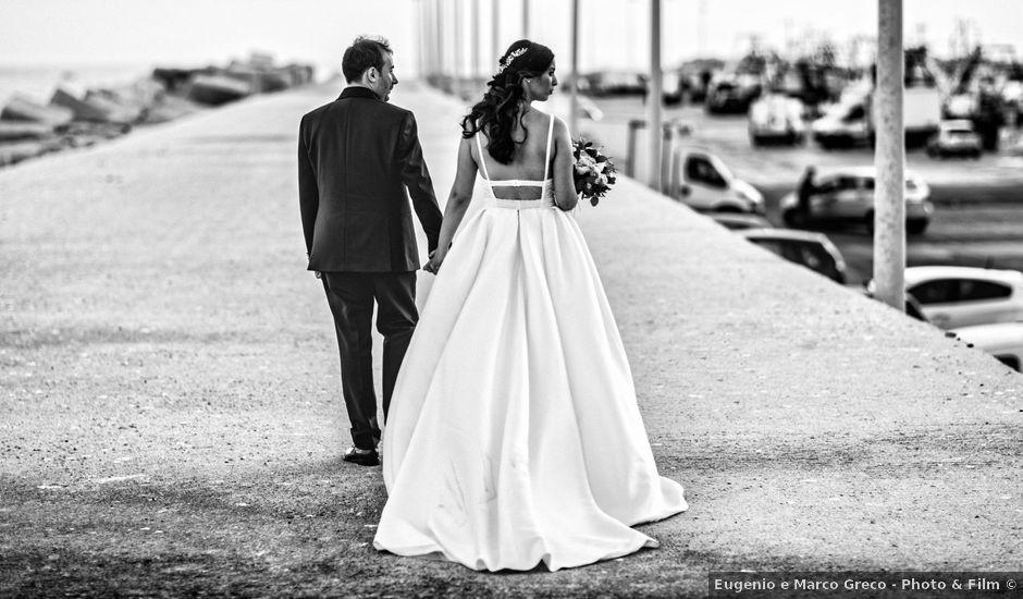Il matrimonio di Giovanni e Elisa a Alessandria della Rocca, Agrigento