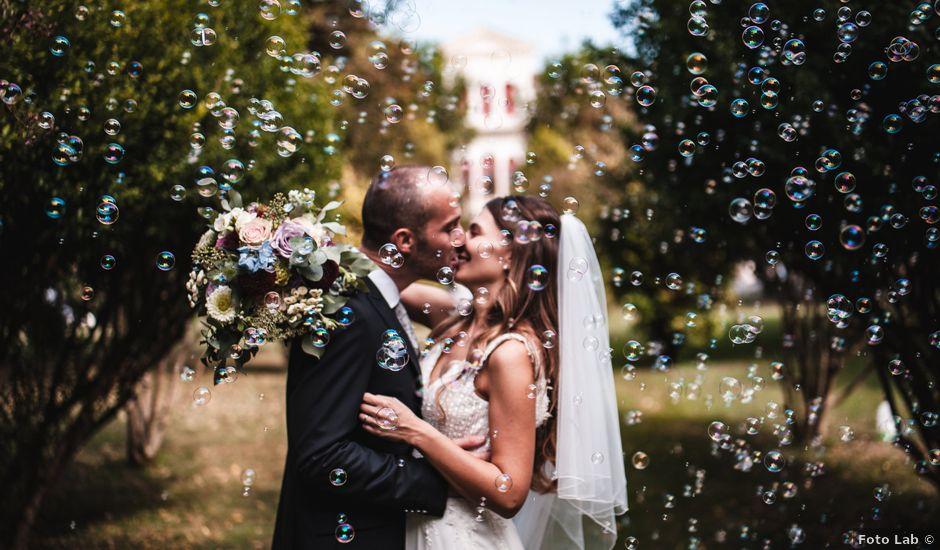 Il matrimonio di Alessandro e Alessandra a Monselice, Padova