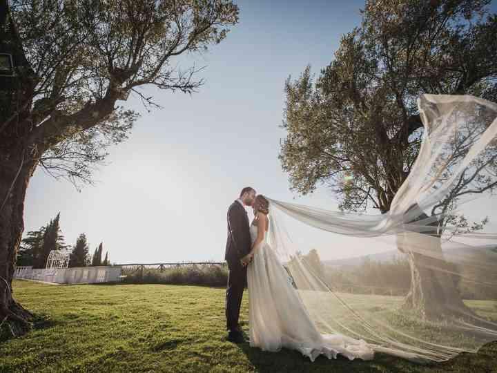 Le nozze di Martina e Marcello