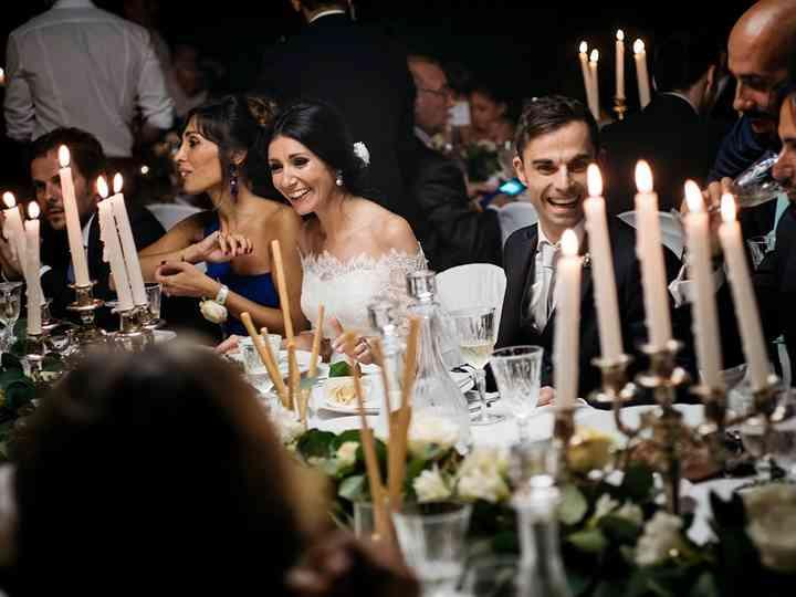 le nozze di Alida e Riccardo