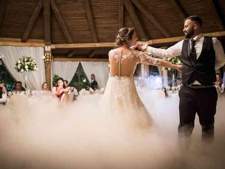 le nozze di Cristina Elena e Ezaru
