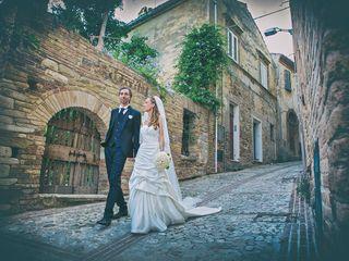 Le nozze di Antonella e Thomas 1