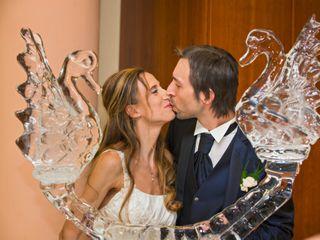 Le nozze di Antonella e Thomas