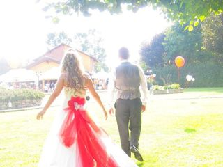 Le nozze di Luigi Burti e Sabrina Colapietro 1