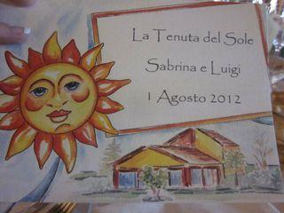 Le nozze di Luigi Burti e Sabrina Colapietro 2