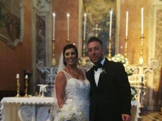 Le nozze di Marilena e Bruno