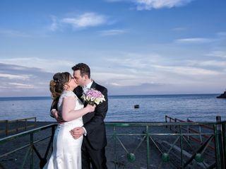 Le nozze di Claudia e Mariano