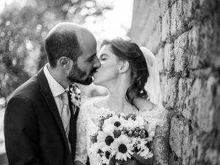 Le nozze di Maria Vittoria e Claudio