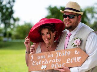 Le nozze di Alainna e James