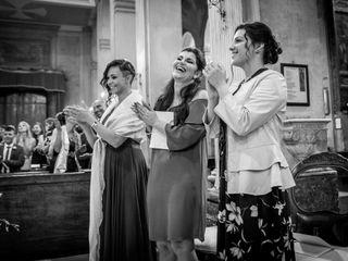 le nozze di Cristina Elena e Ezaru 1