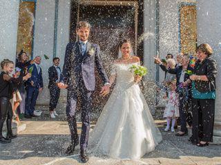 Le nozze di Serena e Federico 1