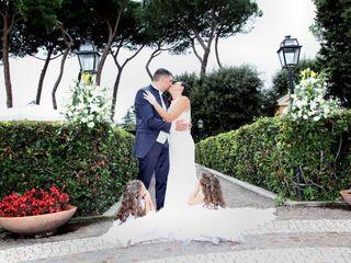Le nozze di Ivana e Riccardo