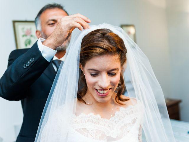 Il matrimonio di Claudio e Maria Vittoria a Gallese, Viterbo 3