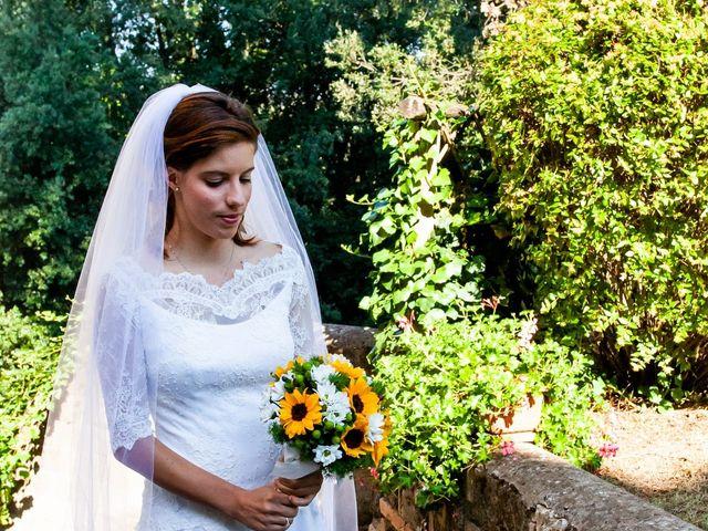 Il matrimonio di Claudio e Maria Vittoria a Gallese, Viterbo 5