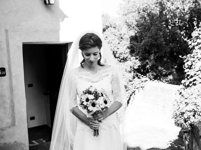 Il matrimonio di Claudio e Maria Vittoria a Gallese, Viterbo 6