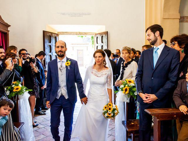 Il matrimonio di Claudio e Maria Vittoria a Gallese, Viterbo 7
