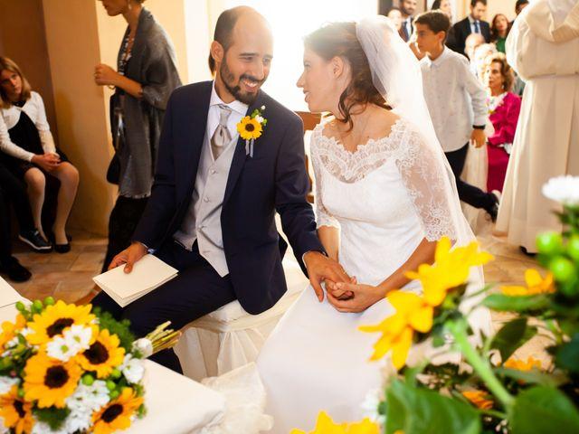 Il matrimonio di Claudio e Maria Vittoria a Gallese, Viterbo 8