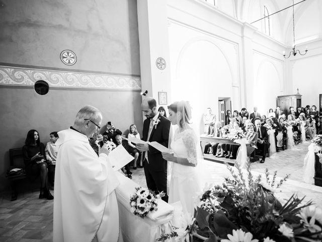 Il matrimonio di Claudio e Maria Vittoria a Gallese, Viterbo 9
