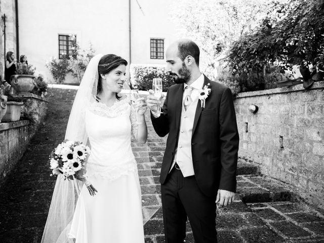 Il matrimonio di Claudio e Maria Vittoria a Gallese, Viterbo 10