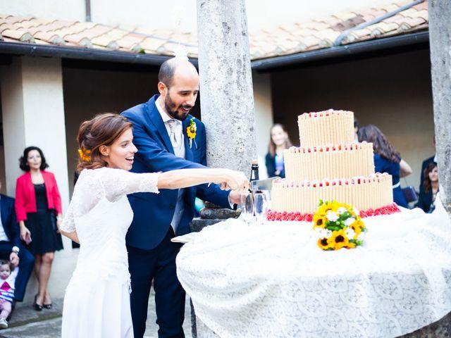 Il matrimonio di Claudio e Maria Vittoria a Gallese, Viterbo 22