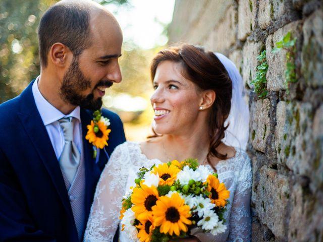 Il matrimonio di Claudio e Maria Vittoria a Gallese, Viterbo 13