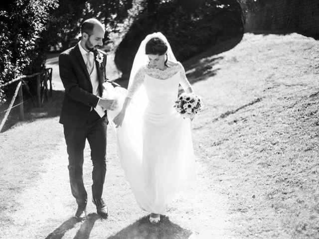 Il matrimonio di Claudio e Maria Vittoria a Gallese, Viterbo 14