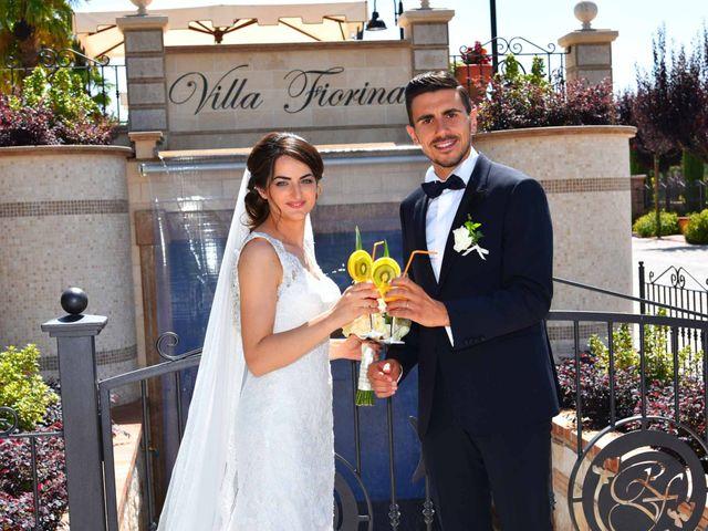Le nozze di Katia e Valerio