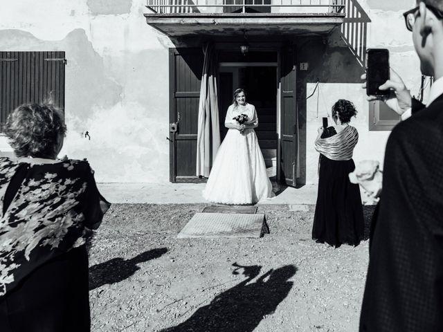 Il matrimonio di Alfonso e Cinzia a Lesignano de' Bagni, Parma 8