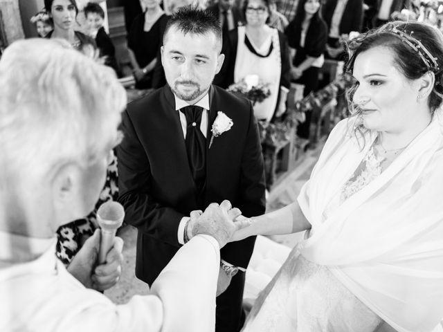 Il matrimonio di Alfonso e Cinzia a Lesignano de' Bagni, Parma 9
