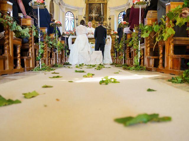 Il matrimonio di Alfonso e Cinzia a Lesignano de' Bagni, Parma 10