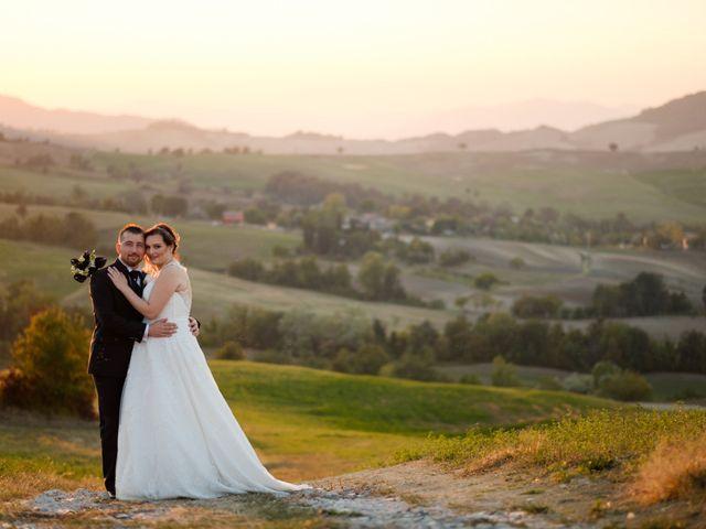 Il matrimonio di Alfonso e Cinzia a Lesignano de' Bagni, Parma 17
