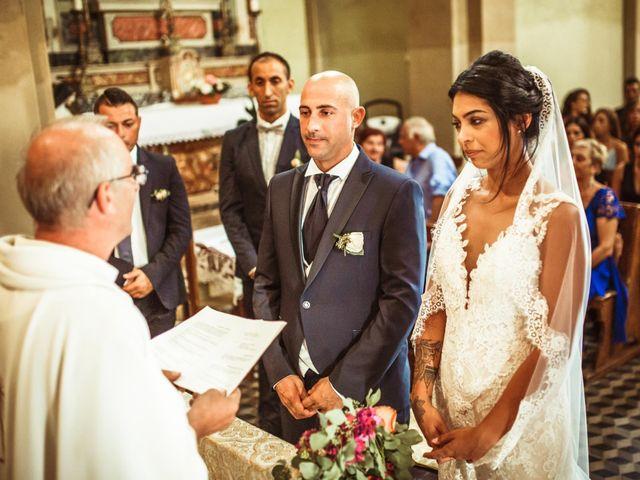 Il matrimonio di Luca e Silvia a Drizzona, Cremona 15