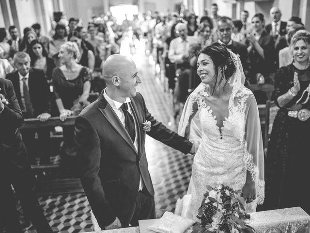 Il matrimonio di Luca e Silvia a Drizzona, Cremona 17