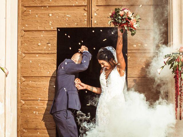 Il matrimonio di Luca e Silvia a Drizzona, Cremona 18
