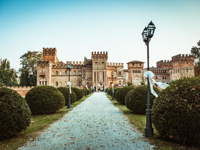 Il matrimonio di Luca e Silvia a Drizzona, Cremona 19