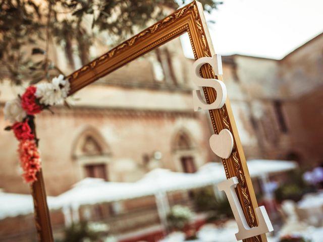 Il matrimonio di Luca e Silvia a Drizzona, Cremona 20