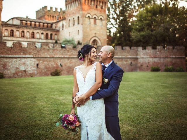 Il matrimonio di Luca e Silvia a Drizzona, Cremona 25