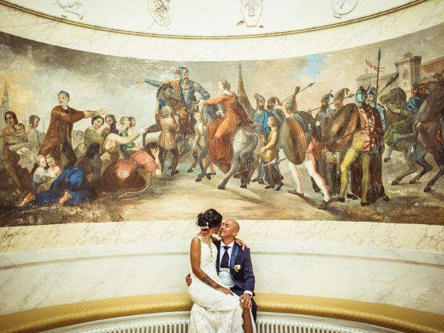 Il matrimonio di Luca e Silvia a Drizzona, Cremona 28