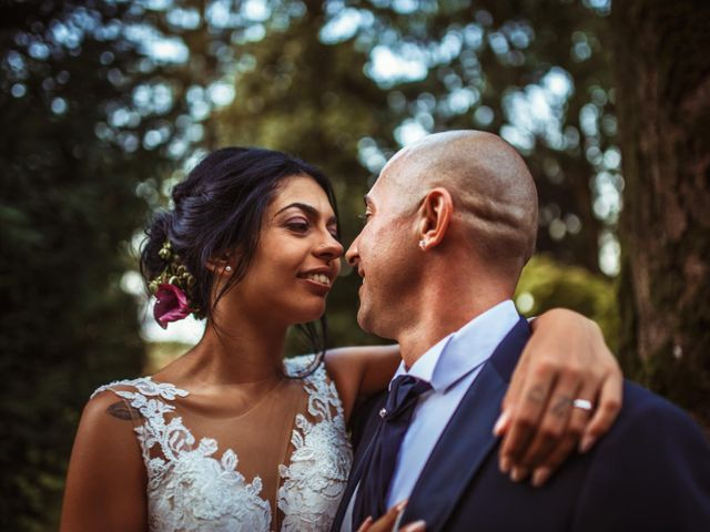 Il matrimonio di Luca e Silvia a Drizzona, Cremona 30