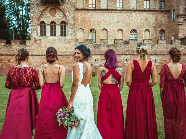 Il matrimonio di Luca e Silvia a Drizzona, Cremona 32