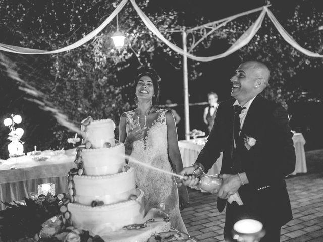 Il matrimonio di Luca e Silvia a Drizzona, Cremona 34