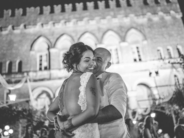 Il matrimonio di Luca e Silvia a Drizzona, Cremona 35