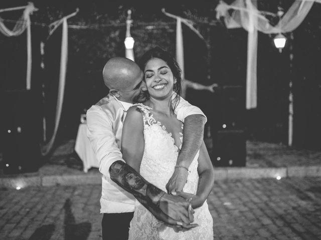 Il matrimonio di Luca e Silvia a Drizzona, Cremona 36