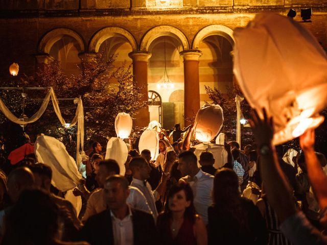 Il matrimonio di Luca e Silvia a Drizzona, Cremona 37